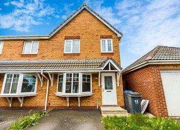 4 bed semi-detached house for sale in 11 Coopers Way, Blackpool FY1