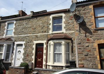 Thumbnail 3 bed terraced house for sale in Lewington Road, Fishponds, Bristol