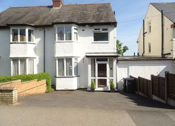 3 bed semi-detached house to rent in Lodge Hill Road, Selly Oak, Birmingham B29