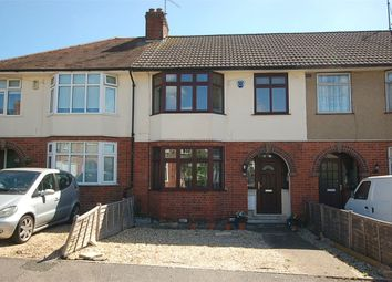 Thumbnail 3 bed terraced house for sale in Greenfield Road, Spinney Hill, Northampton