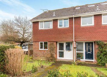 Thumbnail Semi-detached house for sale in Hookpit Farm Lane, Kings Worthy, Winchester