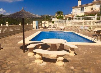 Thumbnail 3 bed link-detached house for sale in Gata Residencial, Gata De Gorgos, Alicante, Valencia, Spain