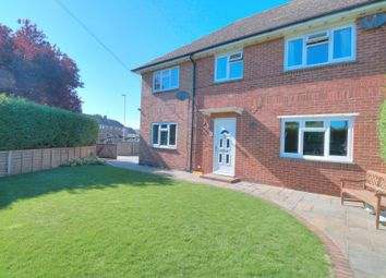 Thumbnail 4 bed semi-detached house for sale in Clun Road, Wick, Littlehampton