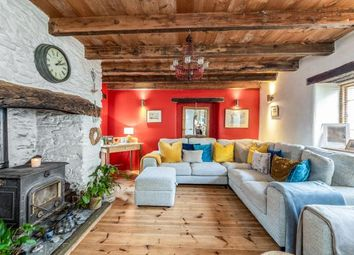 Thumbnail 4 bed semi-detached house for sale in Harbertonford, Totnes, Devon