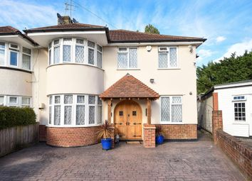 Thumbnail 5 bed semi-detached house for sale in South Close, Pinner