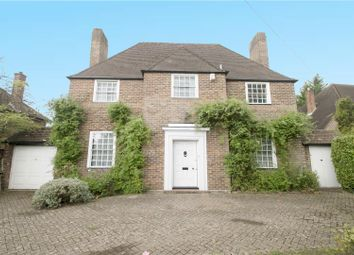 Thumbnail 3 bed detached house for sale in Rowlands Avenue, Pinner