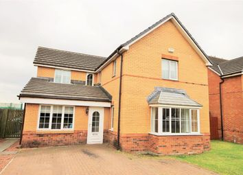 Thumbnail 4 bed detached house for sale in Jordan Place, Cleland, Motherwell