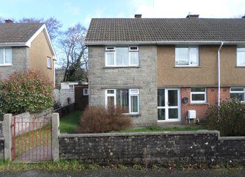 Thumbnail 3 bed semi-detached house for sale in Pant Hirgoed, Pencoed, Bridgend, Bridgend.