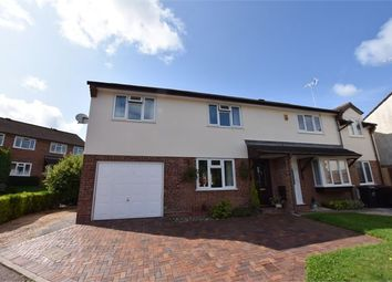 4 bed semi-detached house for sale in Brownings End, Ogwell, Newton Abbot, Devon. TQ12