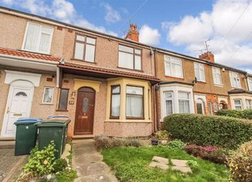 3 bed terraced house for sale in Rollason Road, Coventry CV6
