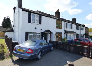 Thumbnail 2 bed cottage for sale in Barnet Lane, Elstree, Borehamwood