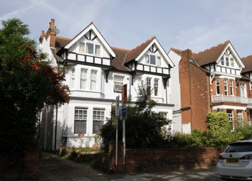 Thumbnail 1 bed flat for sale in Corfton Road, London