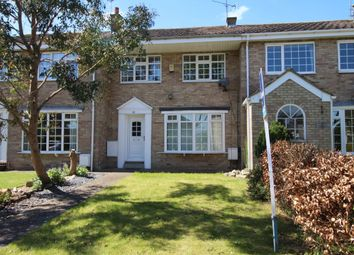 Thumbnail 3 bed terraced house to rent in Laburnum Avenue, Cranswick, Driffield