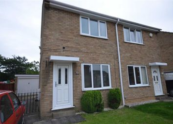 Thumbnail 2 bedroom semi-detached house for sale in Ryedale Way, Selby