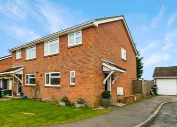 Thumbnail 3 bed semi-detached house for sale in Periwinkle Close, Lindford