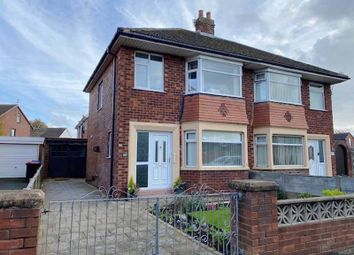 Thumbnail 3 bed semi-detached house for sale in Briar Road, Thornton-Cleveleys