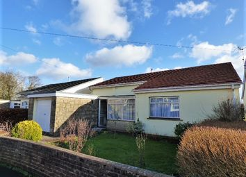 Thumbnail 3 bed detached bungalow for sale in Glebeland Close, Coychurch, Bridgend
