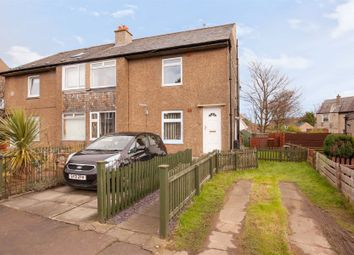 Thumbnail 2 bed flat for sale in Broomlea Crescent, Corstorphine, Edinburgh