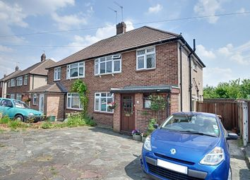 Thumbnail 3 bed semi-detached house for sale in Newstead Avenue, Orpington