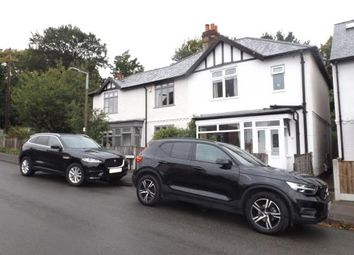 Thumbnail 4 bed semi-detached house for sale in Bramcote Road, Beeston, Nottingham, Nottinghamshire
