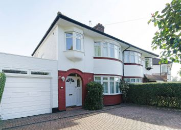 Thumbnail 4 bed property to rent in Cannon Lane, Pinner