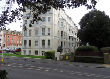Thumbnail 3 bed flat to rent in Leaside Court, Clifton Gardens, Folkestone, Kent