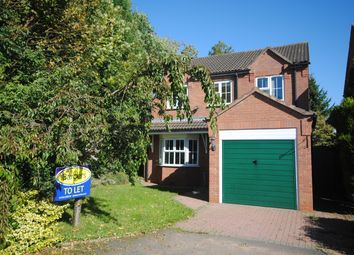 Thumbnail 4 bed detached house to rent in Donaldson Drive, Cheswardine, Market Drayton