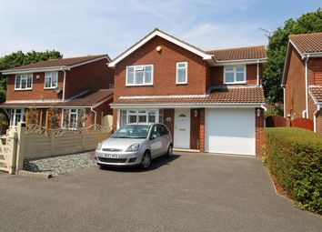 Thumbnail 4 bed detached house for sale in Elmwood Close, Eastbourne