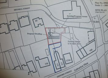 Thumbnail  Land for sale in Oxford Street, Church Gresley