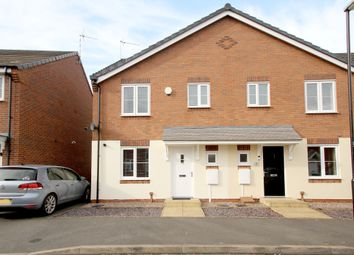 Thumbnail 3 bed end terrace house for sale in Buchanan Close, Coventry