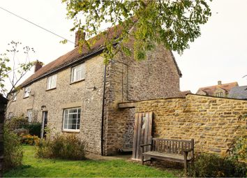 Thumbnail 3 bed semi-detached house for sale in South Cheriton, Templecombe