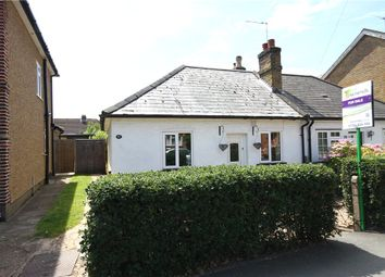 Thumbnail 2 bed semi-detached bungalow for sale in Bond Street, Englefield Green, Surrey
