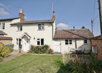 Thumbnail 2 bed cottage to rent in Townside, Haddenham, Aylesbury HP178Bq