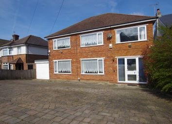 Thumbnail 5 bed detached house for sale in Okus Road, Swindon
