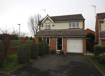 Thumbnail 3 bed detached house to rent in Langton Drive, Northburn Edge, Cramlington