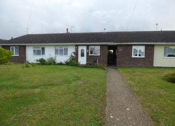 Thumbnail 2 bed bungalow for sale in Bacton, Stowmarket, Suffolk