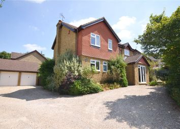 Thumbnail 4 bedroom detached house for sale in Wiltshire Grove, Warfield, Bracknell
