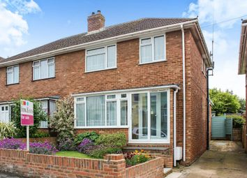 Thumbnail 4 bed semi-detached house for sale in Lewes Road, Newhaven
