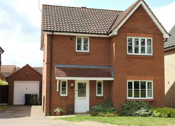 Thumbnail 3 bed detached house for sale in Lowry Way, Downham Market