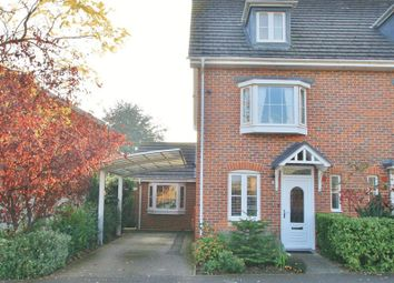 Thumbnail 5 bed semi-detached house for sale in Millington Road, Wallingford