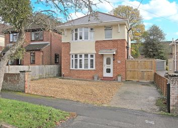Thumbnail 3 bed detached house for sale in St. Hubert Road, Andover