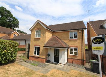 Thumbnail 4 bed detached house for sale in Gosse Close, Hoddesdon