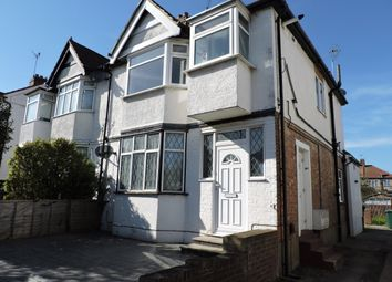 Thumbnail 1 bed flat to rent in Reeves Avenue, Kingsbury