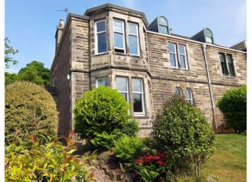 Thumbnail 4 bed flat for sale in Norwood, Newport-On-Tay