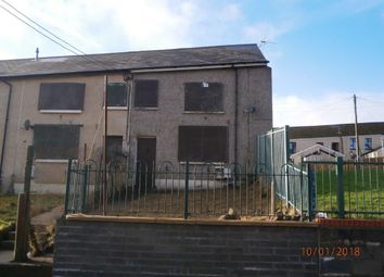 Thumbnail 3 bed end terrace house for sale in Penrhyn Terrace, Phillipstown, New Tredegar