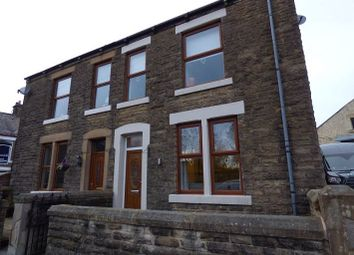 Thumbnail 3 bed semi-detached house for sale in Edward Street, Glossop