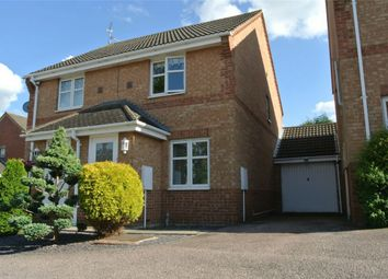 Thumbnail 2 bedroom semi-detached house for sale in Meadenvale, Peterborough, Cambridgeshire
