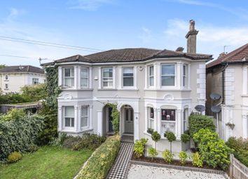 Victoria House, 59 Upper Grosvenor Road, Tunbridge Wells TN1. 4 bed semi-detached house