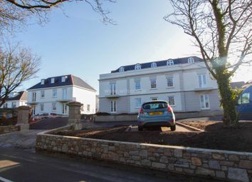 Thumbnail 1 bed flat for sale in La Rue D'aval, Grouville, Jersey