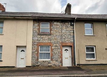 Thumbnail 1 bed terraced house for sale in Furnham Road, Chard